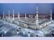 Masjid Nabawi Madinah Al Munawarroh