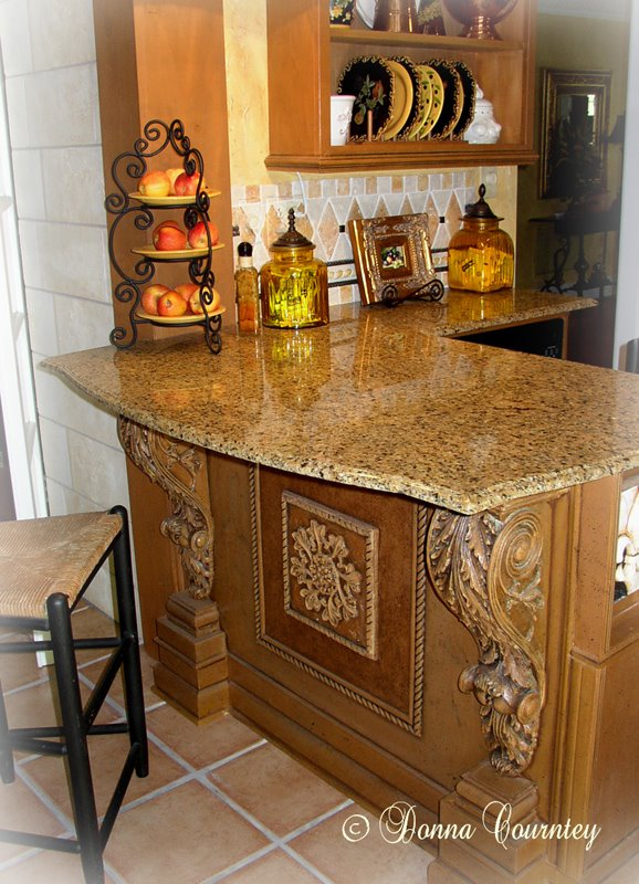 The Decorated House Paintings Amp Black Glaze Cabinets