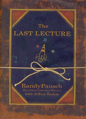 essay on the last lecture The last lecture by randy pausch is a book about himself and his last lecture pausch has been diagnosed with pancreatic cancer and has a short time to live pausch has been diagnosed with pancreatic cancer and has a short time to live.