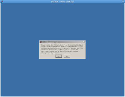 Linux OS / Wine ile Directx Kurulumu