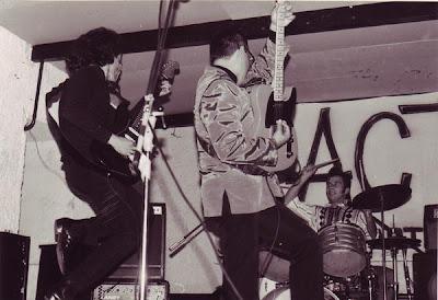 Los Act italianos en directo en 1985