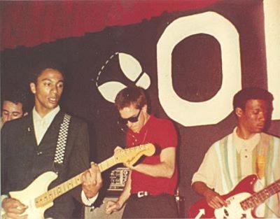 El escenario del ON Klub en 1981