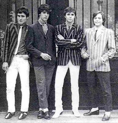 Los Escándalos en 1983 (Mod Madrid)