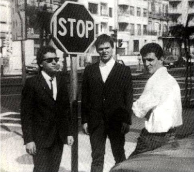 los Scooters en 1984 (Mod Madrid)