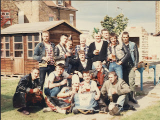 La pinta del Detours SC a mediados de los 80