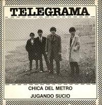 Telegrama-Chica Del Metro