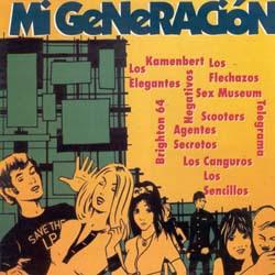 VVAA-Mi Generación