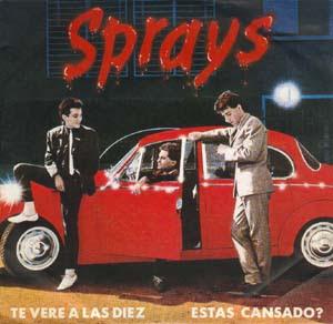 Sprays-Te Veré A Las Diez