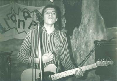 Suso, el alma de los Snap!, en 1987