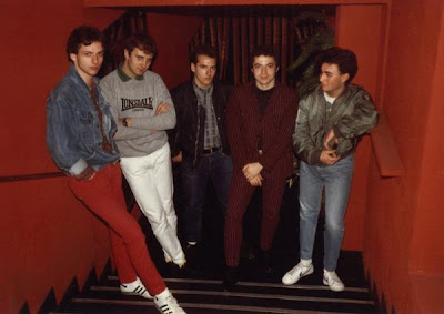 Los Coys en 1985