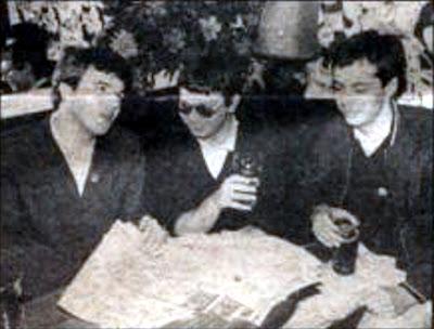 Clive, Kim y Goffa