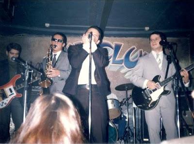Los SD en vivo en Sevilla (1989)