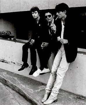 Los Dogs en 1979