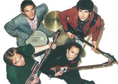 Los Heartbeats en 1996