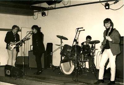 Stephen's Ruin en 1985