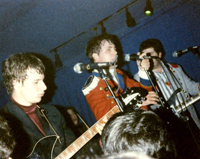 Los Secret Service en vivo en The Dive (1985)