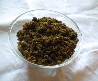 Homemade Sambar Powder (Sambar Masala)