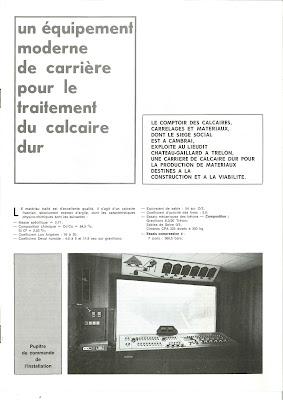 d9c42e4465f801 Lorsque CCM était encore le Comptoir des Carrelages et Matériaux , à  Chateau-Gaillard, à Trélon. ensuite les Carrelages deviendront des Calcaires  à la suite ...