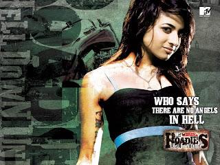 MTV Roadies 9 - Everything Or Nothing!: MTV Roadies 6 Wallpapaers