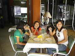 Mis hijas: DANIELA, MALU y PILY