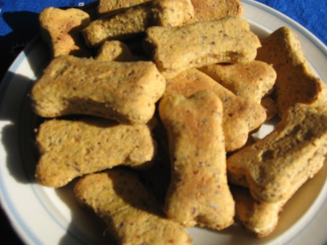 Vegan For The People Sweet Potato Dog Biscuits And People Food