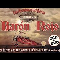 DISCOGRAFIA BARON ROJO Aventuras