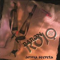 DISCOGRAFIA BARON ROJO Arma+Secreta