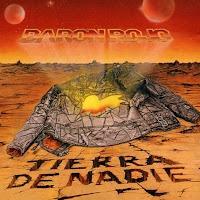 DISCOGRAFIA BARON ROJO Baron+Rojo+Tierra+de+Nadie+Frontal