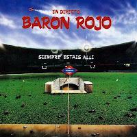 DISCOGRAFIA BARON ROJO Siempre+Estais+Alli