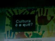 cultura é o quê?
