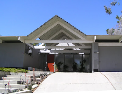 Eichler home, photo by Rosemary West © 2009