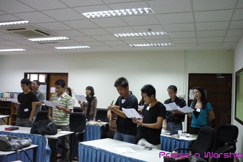 Singapore Mizo: November 2010