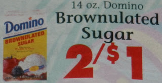 Brownulated sugar... yes, it's a real thing.