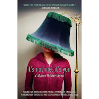 Book cover - It's Not Me, It's You
