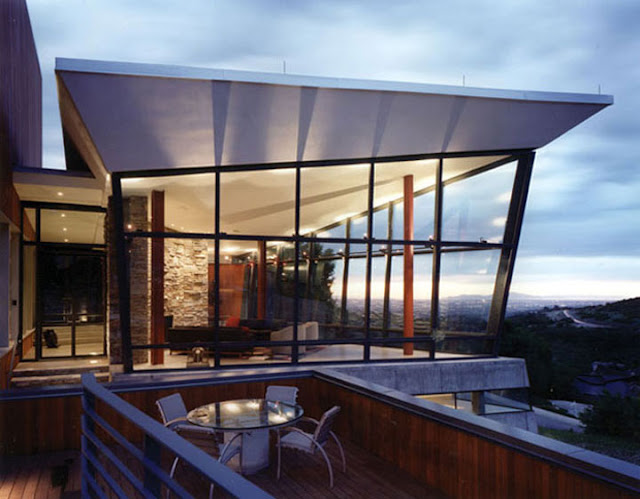 Architecture Amp Design Float Sculptural Roof Of House
