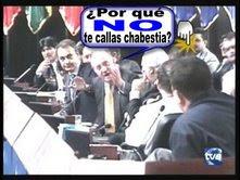 EL REY DE ESPAÑA LE PIDIO AL DICTADOR FACISTA