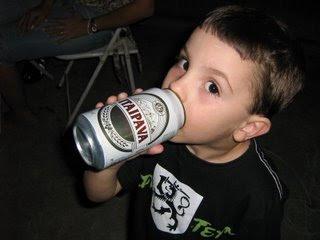 Dia das Crianças Beber