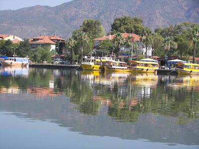 Muğla-Köyceğiz-Dalyanköy-Sultaniye Kaplıcası