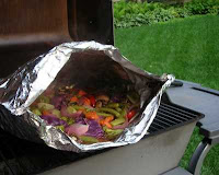 Barbecue Vegetables Oriental - click for recipe