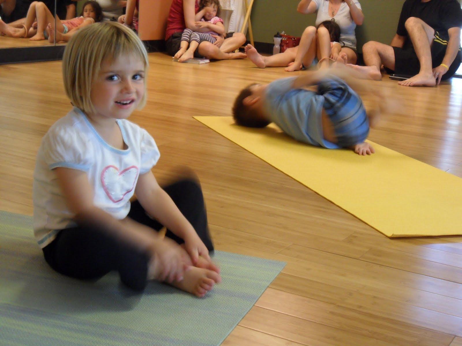 Barefoot Yoga Davis Blog Summer Kids Yoga Week 8