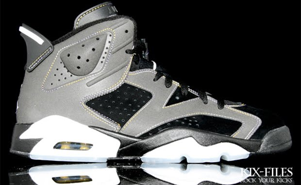 buy online 4d400 40b20 Baby Doc presents... The Mind of The WeiяdO™: Air Jordan 6 ...