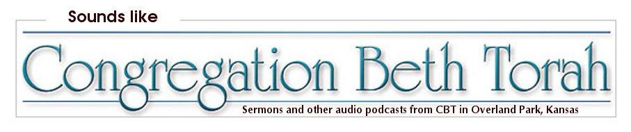 Sounds Like Congregation Beth Torah