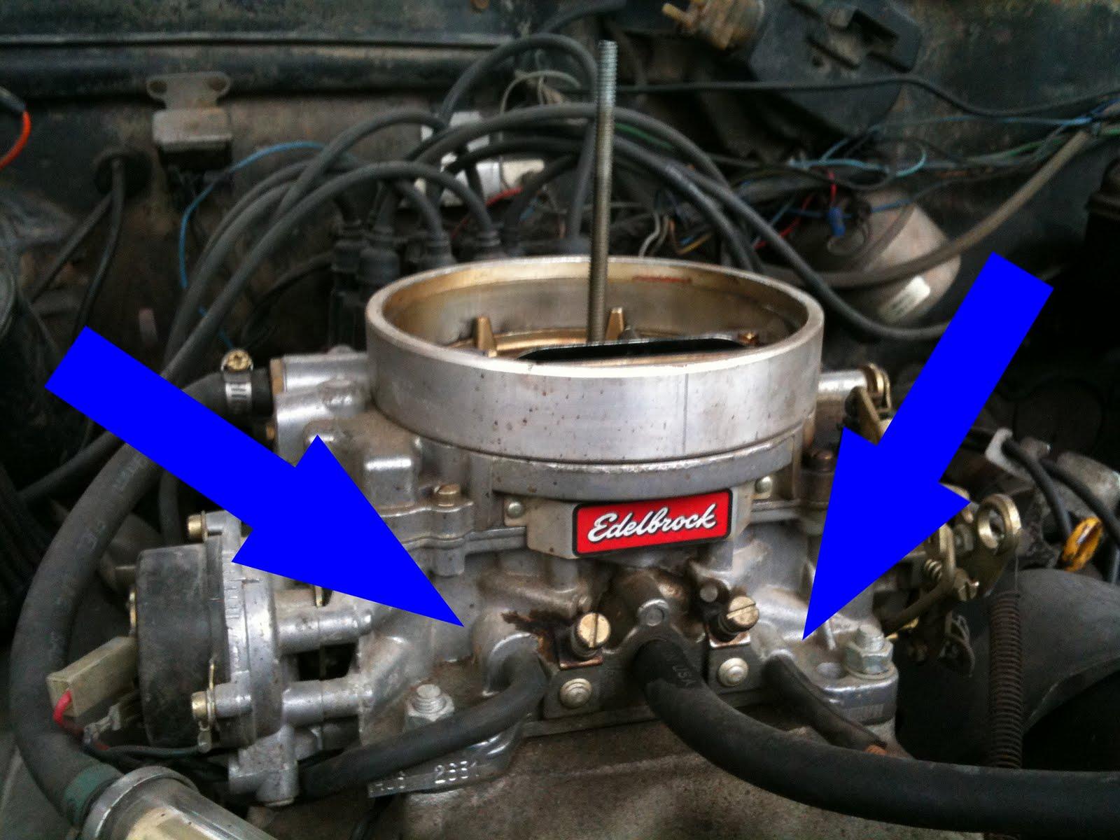 Edelbrock Quicksilver Carburetor Diagram Fern Simple Vacuum Engine