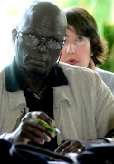 Doudou Diene, a Sengalese lawyer and the United Nations Human Rights Council Special Rapporteur