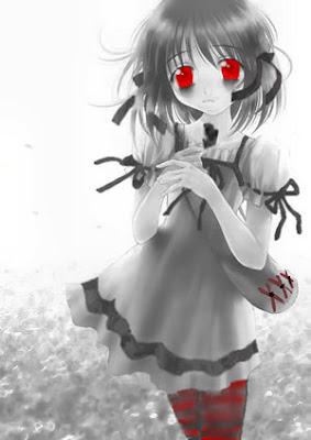 Gothic Girl by k u s o - �eytani Avatarlar