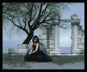 Alone by girl withagun - leylden yeni avatar ar�ivi ;)