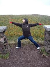 Brockway Mountain Warrior