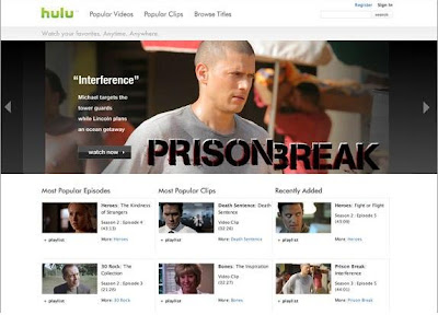 Watch Prison Break Online on Hulu