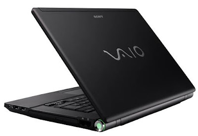 Sony Vaio BZ16GN Laptop