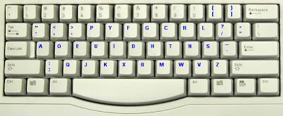 Dvorak Keyboard for Maximum Typing Efficiency 1